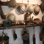 Helme und Lampen
